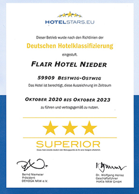3-star superior award 2