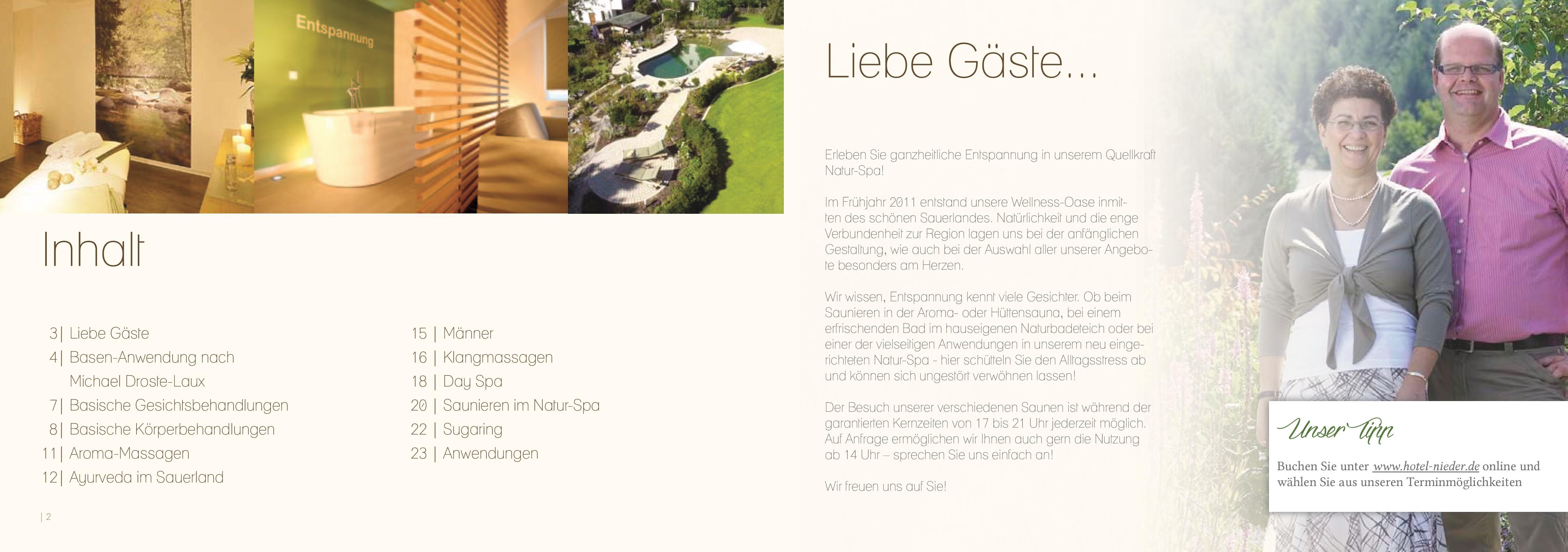 Awesome Massage Broschüre Motif - FORTSETZUNG ARBEITSBLATT ...
